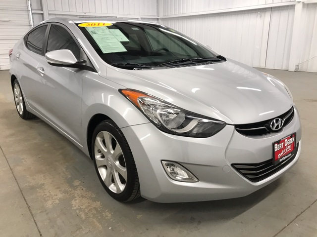 Pre-Owned 2011 Hyundai Elantra GLS FWD 4D Sedan