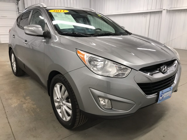 Pre-Owned 2011 Hyundai Tucson GLS FWD 4D Sport Utility
