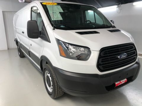 Pre-Owned 2019 Ford Transit-150 Base RWD 3D Cargo Van