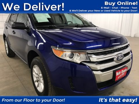 Pre-Owned 2014 Ford Edge SE FWD 4D Sport Utility