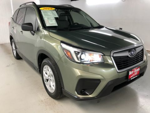 Pre-Owned 2019 Subaru Forester Base AWD 4D Sport Utility