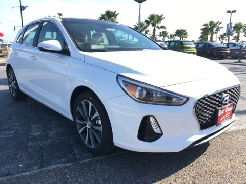 New 2020 Hyundai Elantra GT Base FWD 4D Hatchback