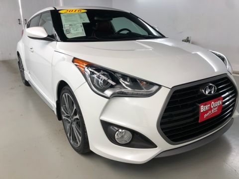 Pre-Owned 2016 Hyundai Veloster Turbo R-Spec FWD 3D Hatchback