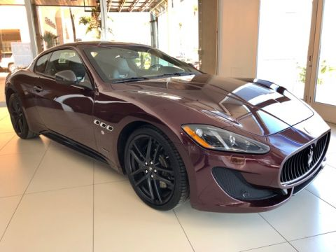Pre-Owned 2017 Maserati GranTurismo MC RWD 2D Coupe